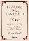 Papel Breviario De La Buena Magia