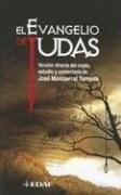 Papel Evangelio De Judas (Version Directa Del Copto), El