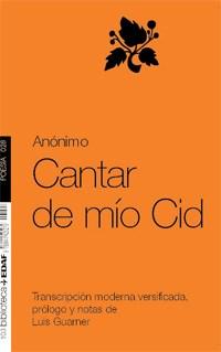 Papel Cantar Del Mio Cid