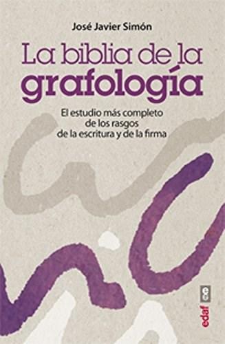 Papel Biblia De La Grafologia, La