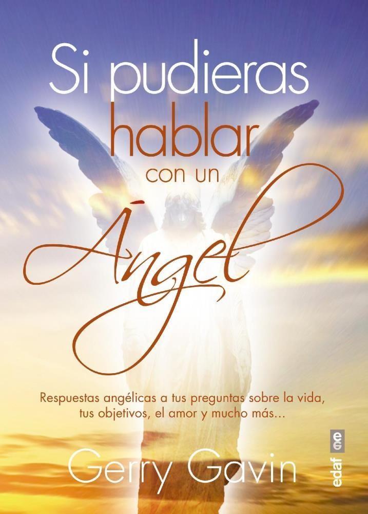 Papel Si Pudieras Hablar Con Un Angel