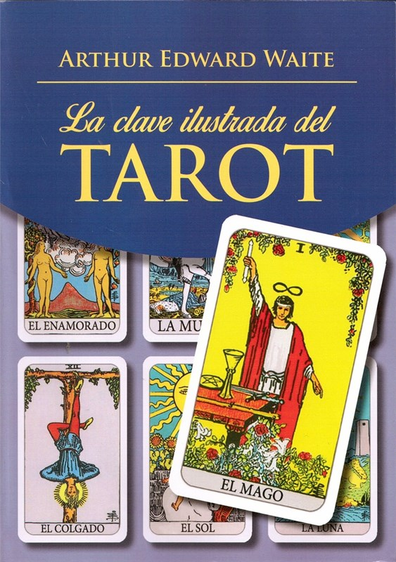 Papel Clave Ilustrada Del Tarot, La