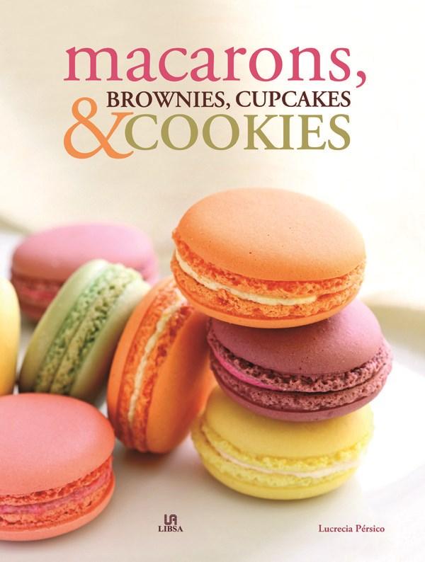 Papel Macarons & Cookies