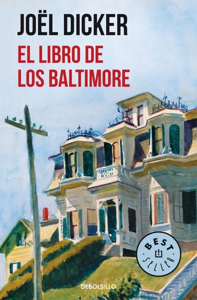 Papel Libro De Los Baltimore (Db)