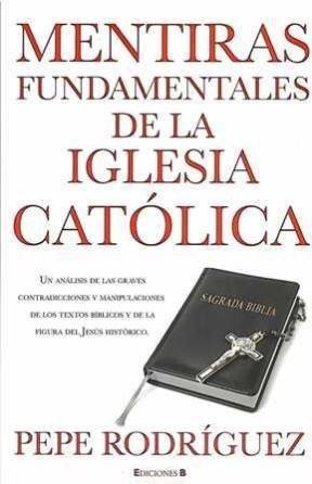 Papel Mentiras Fundamentales De La Iglesia Catolica