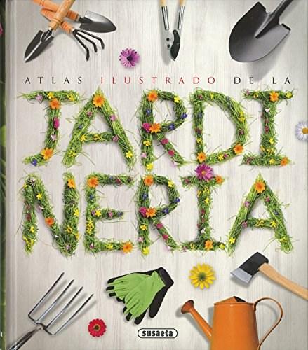 Papel Atlas Ilustrado De La Jardineria