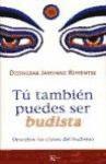 Papel Tu Tambien Puedes Ser Budista