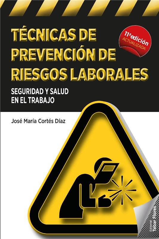 E-book Técnicas De Prevención De Riesgos Laborales
