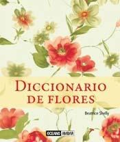 Papel Diccionario De Flores