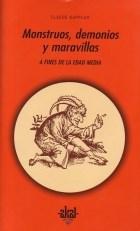 Papel Monstruos, Demonios Y Maravillas A Fines De La Edad Media