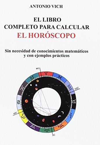 Papel Libro Completo Para Calcular El Horoscopo , El