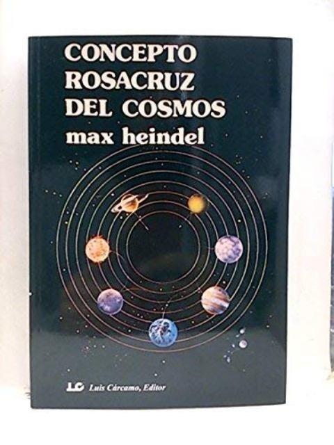 Papel Concepto Rosacruz Del Cosmos
