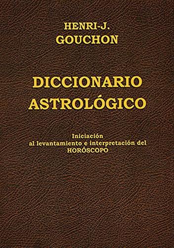 Papel Diccionario Astrologico