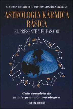 Papel Astrologia Karmica Basica El Presente Y El Pasado