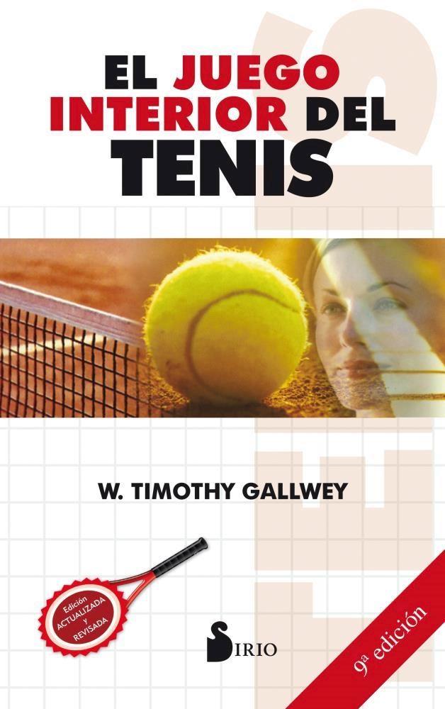 Papel Juego Interior Del Tenis , El