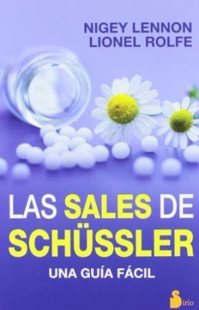 Papel Sales De Schussler, Las