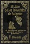 Papel Libro De Los Proverbios De Salomon, El