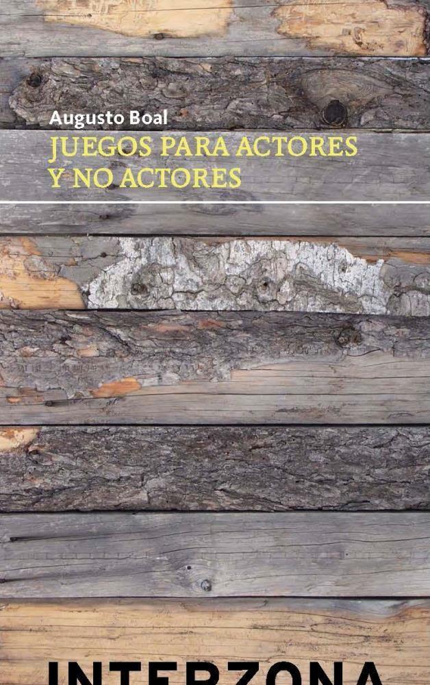 Papel Juegos Para Actores Y No Actores