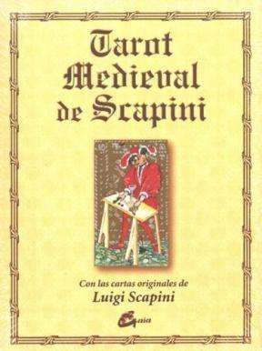 Papel Medieval De Scapini (Libro + Cartas) Tarot