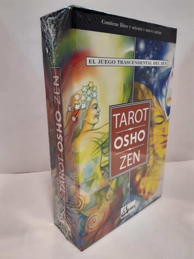 Papel Osho Zen  Edicion Aniversario (Libro + Cartas) Tarot