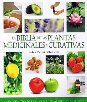 Papel Biblia De Las Plantas Medicinales Y Curativas