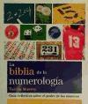 Papel Biblia De La Numerologia, La