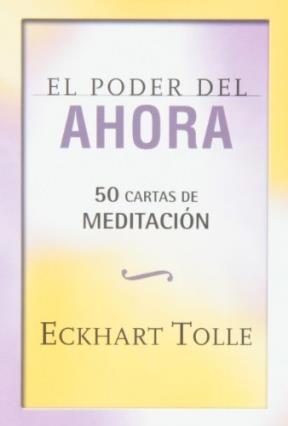 Papel Poder Del Ahora -  Cartas De Meditacion (Cartas)