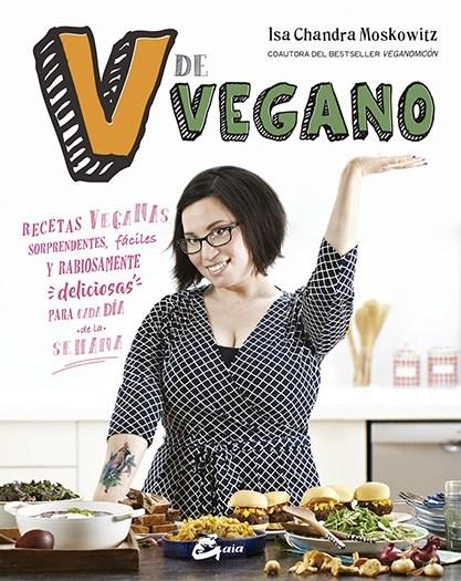 Papel V De Vegano