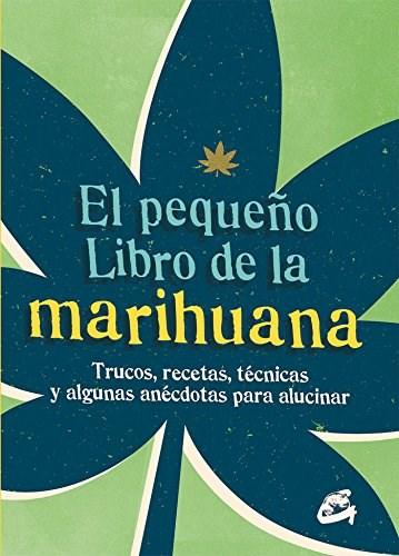 Papel Pequeño Libro De La Marihuana, El