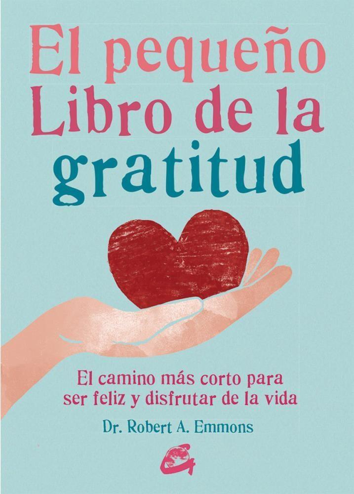 Papel Pequeño Libro De La Gratitud El
