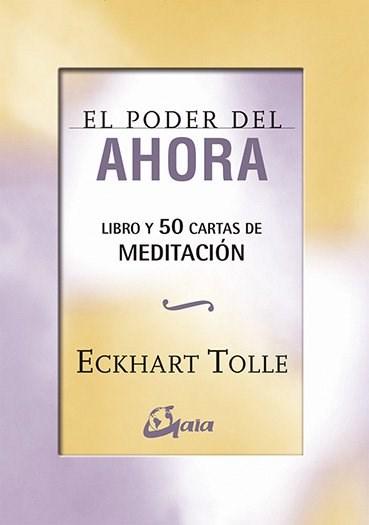 Papel Poder De La Ahora 50 Cartas Meditacion