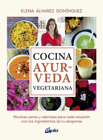 Papel Cocina Ayurveda Vegetariana