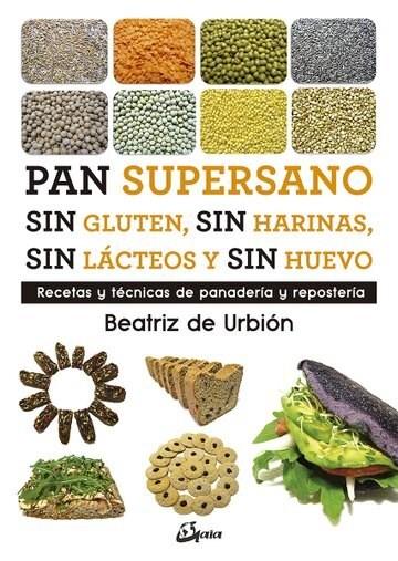 Papel Pan Supersano , Sin Gluten, Sin Harina,Sin Lacteos Y Sin Huevo