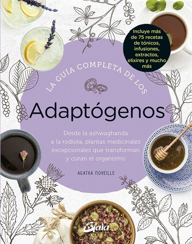 Papel Guia Completa De Los Adaptogenos , La
