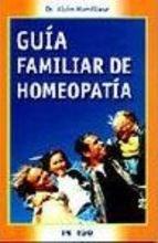 Papel Guia Familiar De Homeopatia