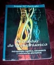 Papel Al Trasluz De La Ayahuasca