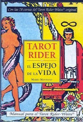 Papel Tarot Rider El Espejo De La Vida