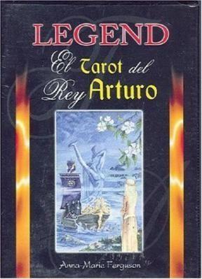 Papel Legend -  Rey Arturo (Libro + Cartas) Tarot
