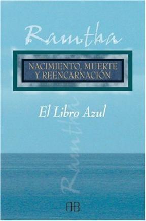 Papel Libro Azul Nacimiento Muerte Y Reencarnacion