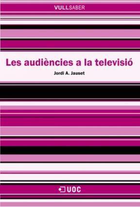 E-book Les Audiències A La Televisió