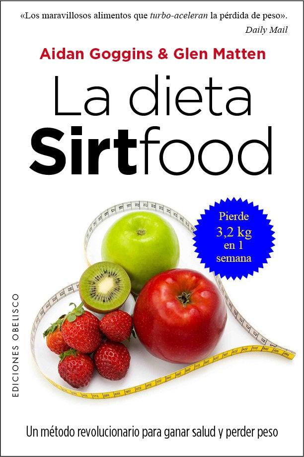 Papel Dieta Sirtfood, La