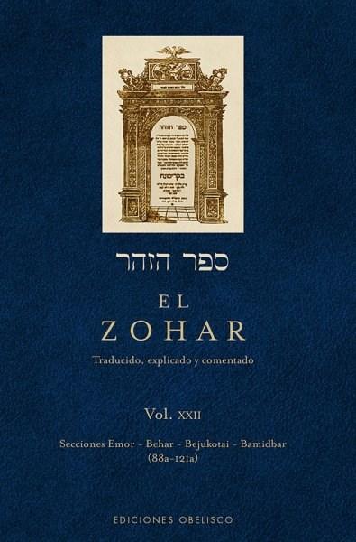 Papel Zohar, El (Vol Xxii)