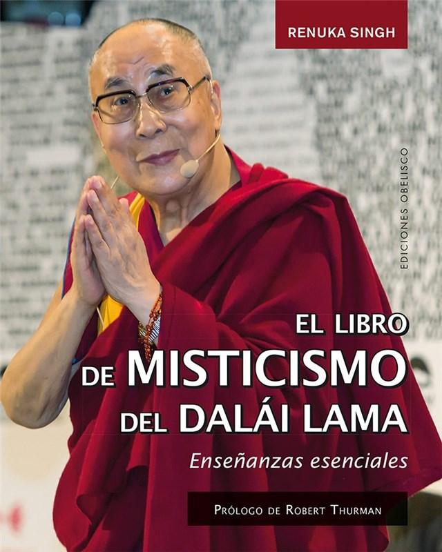Papel Libro De Misticismo Del Dalai Lama , El Td