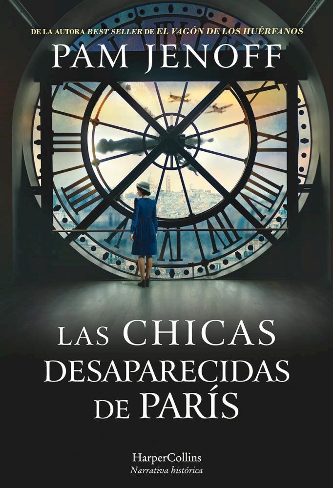 Papel Chicas Desaparecidas De Paris , Las
