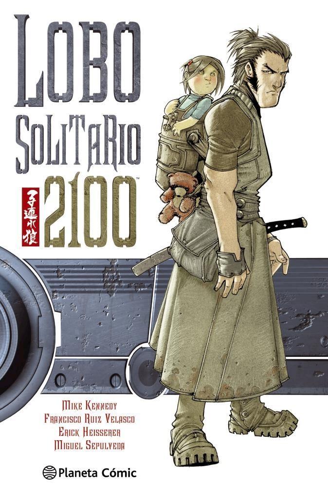 Papel Lobo Solitario 2100