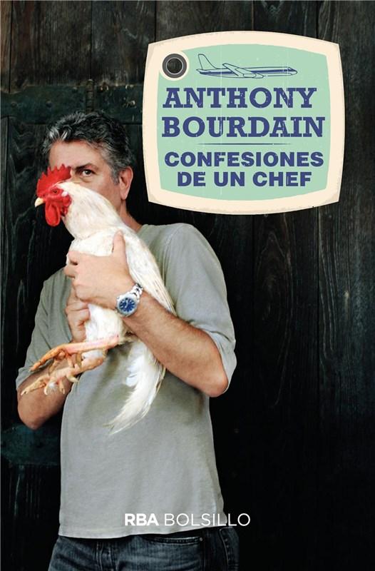 E-book Confesiones De Un Chef
