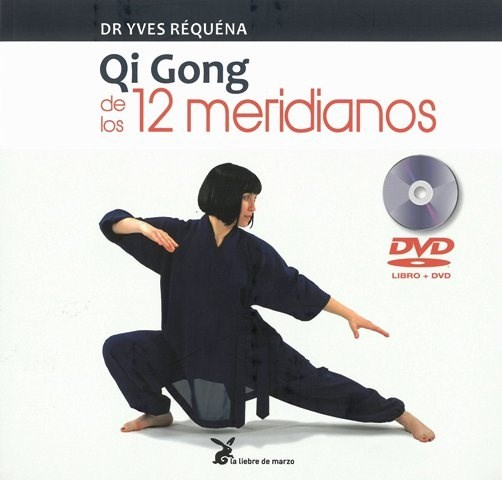 Papel Qi Gong De Los 12 Meridianos (Libro + Dvd)