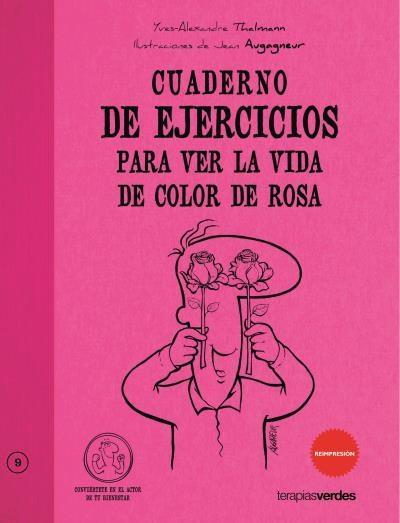 Papel Cuaderno De Ejercicios Para Ver La Vida De Color De Rosa