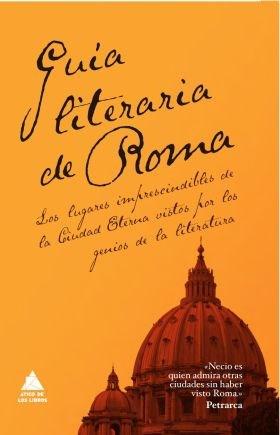 Papel Guia Literaria De Roma