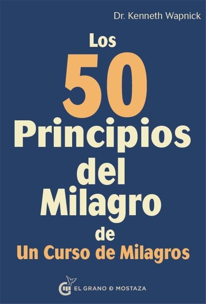 Papel 50 Principios  Del Milagro De Un Curso De Milagros